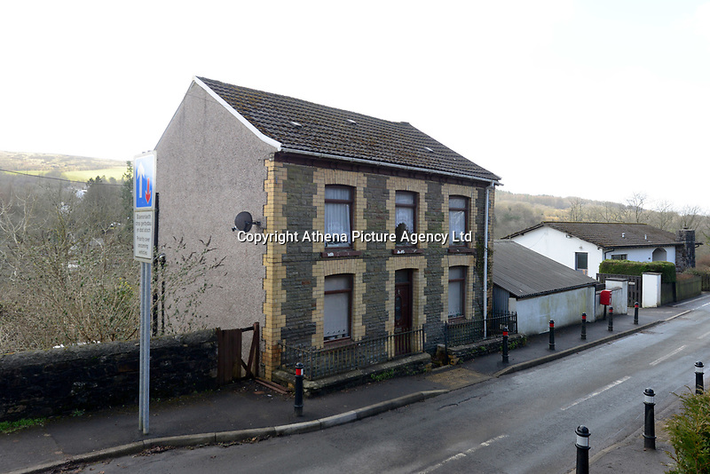 """Pictured: The house in Abercraf (Abercrave), south Wales, which is advertised for sale on Ebay.<br /> Re: Bargain hunters on eBay browsing at a house were bidding for nothing more than an email, it has been revealed.<br /> An auction on the website attracted bids of more than £10,000 for the home in Abercrave, but all was not what it seemed.<br /> The auction advertised a detached, three bedroom """"house for sale"""" in Abercrave, in the Swansea Valley with """"very large grounds for possible extension to existing property, or potential for building plot subject to planning.""""<br /> The description added: """"House is in village location close to schools, doctors, shops et cetera. Property fronts quiet main village road and backs onto the River Tawe, with fishing rights.""""<br /> But it seems potential buyers had not read the full listing.<br /> At the bottom of the page the ad said: """"Auction is for property details via email or post""""."""