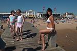 Amateur glamour model Southend on Sea Essex 2006.