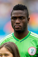 Michael Babatunde of Nigeria