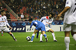Shanghai Shenhua vs Singapore Armed Forces during the 2009 AFC Champions League Group G match on March 11, 2009 at the, Hongkou Stadium, Shanghai, China. Photo by World Sport Group