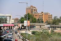 NIGER, Niamey, Somair, Société des Mines de l'Air, nigrisch französische Uran Bergbau Firma, die bei Arlit Uran abbaut, der französische Energiekonzern Areva hält einen Anteil von 63 Prozent