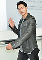 Kim Hyun Joong arrives in Japan