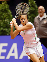 9-12-09, Rotterdam, Tennis, REAAL Tennis Masters 2009,  Pauline Wong