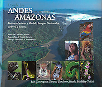 "Andre Baertschi's book ""Donde los Andes encuentran al Amazonas"" is available at amazon.com"