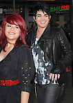 Adam Lambert & Allison Iraheta at The Newline Cinema & Warner Brothers L.A. Premiere of 17 Again held at The Grauman's Chinese Theatre in Hollywood, California on April 14,2009                                                                     Copyright 2009 RockinExposures