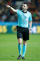 English referee Michael Oliver during FIFA World Cup 2018 Qualifying Round match. March 24,2017.(ALTERPHOTOS/Acero) /NortePhoto.com