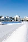 Deutschland, Bayern, Muenchen: Schloss Nymphenburg | Germany, Bavaria, Munich: Castle Nymphenburg