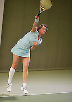 March 7, 2015, Netherlands, Hilversum, Tulip Tennis Center, NOVK, Debby Haak (NED)<br /> Photo: Tennisimages/Henk Koster