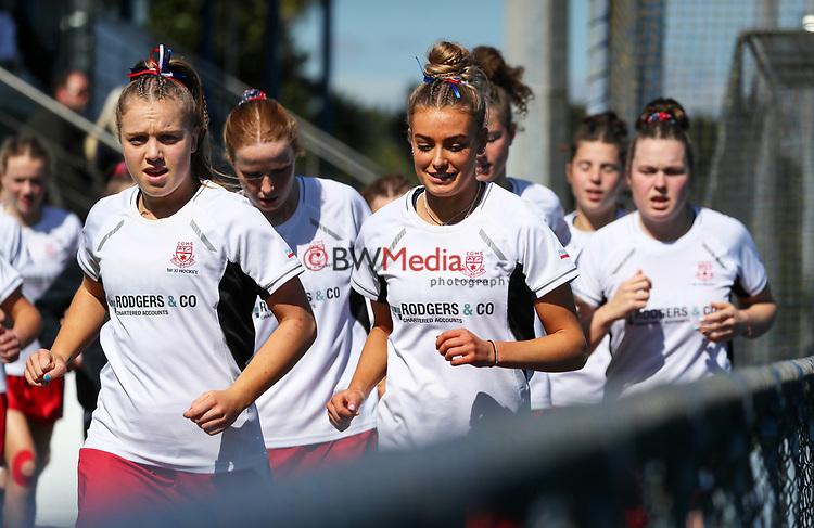 Christchurch Girls High. Federation Cup Hockey, Lloyd Elsmore Park, Auckland, New Zealand, Monday 2 September 2019. Photo: Simon Watts/www.bwmedia.co.nz/HockeyNZ