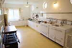 Chiam & Vera Weizmann's Kitchen