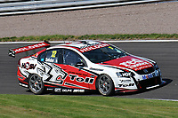 2019 Gold Cup meeting. Dunlop Saloon Car Cup. #12 Ric Wood. Holden Commodore.