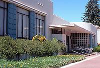 Porterville, CA: City Hall, 1939. Main St. entrance.