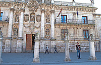 University Valladolid spain castile and leon