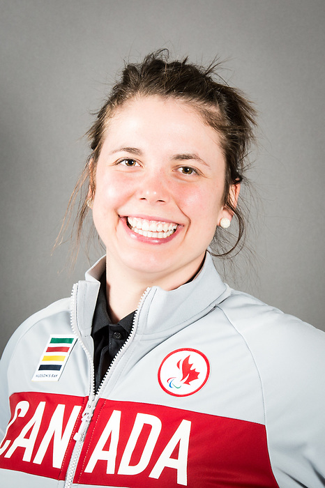 Erica Gavel, Canadian Paralympic Committee Athlete's Council. Photo: Brittany Gawley/ Canadian Paralympic Committee