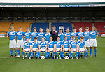 St Johnstone Academy Under 17's…2016-17<br />Back from left, Nathan Brown, Ben Quigley, Ciaran Bryan, Igor Spuryk, Gregor Donald, Ben Fraser, Ross Sinclair, Kyle Woolley, Shaun Struthers, Morgan Miller, Gavin Brown, David Brown and Jack Wilson.<br />Front from left, Kian Williams, Oliver Hamilton, Kyle Green, Blaine Duncan, Jamie McKenzie, Cameron Ballantyne, Euan O'Reilly and Jordan Walker<br />Picture by Graeme Hart.<br />Copyright Perthshire Picture Agency<br />Tel: 01738 623350  Mobile: 07990 594431