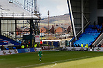A view of the hills adjacent to Boundary Park. Oldham v Portsmouth League 1