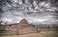 Ranch Life - Tetons - Wyoming