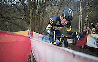 Tom Meeusen (BEL/Telenet-Fidea)<br /> <br /> 2016 CX UCI World Cup Zeven (DEU)