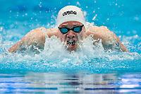 TOROK Dominik Mark HUN<br /> 400 Medley Men Heats<br /> Swimming<br /> Budapest  - Hungary  22/5/2021<br /> Duna Arena<br /> XXXV LEN European Aquatic Championships<br /> Photo Andrea Staccioli / Deepbluemedia / Insidefoto