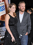 Jenna Fischer and husband at The Warner bros. Pictures' Premiere of Hall Pass held at The Cinerama Dome in Hollywood, California on February 23,2011                                                                               © 2010 DVS / Hollywood Press Agency