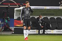 Leon Goretzka (Deutschland Germany) - Hamburg 08.10.2021: Deutschland vs. Rumänien, Volksparkstadion Hamburg