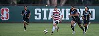 Stanford, CA - September 9th, 2017: Stanford falls 0-2 vs. Tulsa at Cagan Stadium