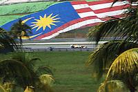 Formula One  Malaysian Grand Prix at Sepang.24/03/2012 Grand Prix Malesia, Sepang , Essais..Foto Insidefoto  /Bernard Asset / Panoramic.ITALY ONLY..
