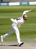 30th May 2021; Emirates Old Trafford, Manchester, Lancashire, England; County Championship Cricket, Lancashire versus Yorkshire, Day 4; Matt Parkinson of Lancashire