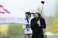 STANFORD, CA - APRIL 23: Martha Lewis at Stanford Golf Course on April 23, 2021 in Stanford, California.