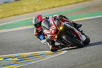 #20 MOTO SPORT ENDURANCE (FRA) YAMAHA YZF R1 –SUPERSTOCK- SIMON ANTHONY (FRA) /LE BRAS YOUENN (FRA) /OLLIVIER JIMMY (FRA) / DUBOURG FREDDY (FRA)