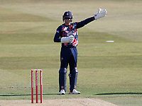 Sam Billings of Kent during Kent Spitfires vs Essex Eagles, Vitality Blast T20 Cricket at The Spitfire Ground on 18th September 2020
