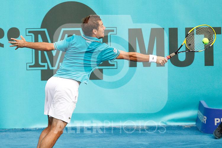 during Mutua Madrid Open 2012 match on may 8th 2012...Photo: Cesar Cebolla / ALFAQUI