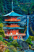 Tom Mackie, LANDSCAPES, LANDSCHAFTEN, PAISAJES, photos,+Asia, Japan, Japanese, Nachi Falls, Tom Mackie, UNESCO World Heritage Site, Wakayama, Worldwide, building, buildings, cascade+, cascading, environment, environmental, flow, flowing, forest, landmark, landmarks, nobody, pagoda, shrine, temple, tourist+attraction, upright, vertical, water, water's edge, waterfall, waterfalls, woodland, world wide, world-wide,Asia, Japan, Japa+nese, Nachi Falls, Tom Mackie, UNESCO World Heritage Site, Wakayama, Worldwide, building, buildings, cascade, cascading, envi+,GBTM190707-2,#l#, EVERYDAY