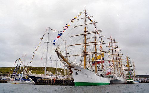 Tall Ships Races to Return to Lerwick in the Shetland Islands in 2023