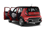 Car images close up view of 2015 KIA Soul Max 5 Door Hatchback doors
