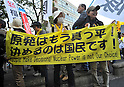 Women's Anti-Nuke Demonstration
