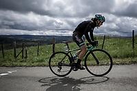 Elise Chabbey (SUI/Bigla) up the Côte de La Redoute.<br /> <br /> 3th Liège-Bastogne-Liège-Femmes 2019 (1.WWT)<br /> 1 Day Race: Bastogne – Liège 138,5km<br /> <br /> ©kramon
