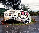Highway 101 in Washington, Oregon, and California.<br /> <br /> Ben Sklar
