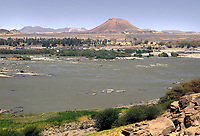 - northern Sudan, the river Nile near the 3rd floodgate<br /> <br /> - Sudan settentrionale, il fiume Nilo nei pressi della 3a cateratta