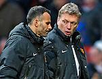 Manchester United v Fulham 09.02.2014