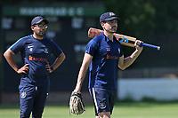 Joe Ellis-Grewal of Wanstead during Wanstead and Snaresbrook CC vs Harold Wood CC, Hamro Foundation Essex League Cricket at Overton Drive on 17th July 2021