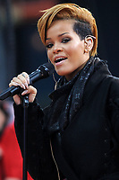 SMG_NY1_Rihanna_GMA_112409_14.jpg<br /> <br /> NEW YORK - NOVEMBER 24: Singer Rihanna performs on ABC's Good Morning America' at ABC Studios on November 24, 2009 in New York City(Photo by Storms Media Group)<br /> <br /> People:  Rihanna<br />  <br /> MUST CALL IF INTERESTED<br /> Michael Storms<br /> Storms Media Group Inc.<br /> (305) 632-3400 - Cell<br /> (305) 513-5783 - Fax<br /> MikeStorm@aol.com