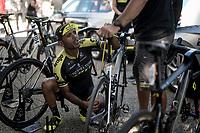 Stage 11: Saint-Palais to Urdax-Dantxarinea (180km in The Basque Country > FRA & ESP) <br /> La Vuelta 2019<br /> <br /> ©kramon