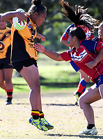 180609 Auckland Under-15 Girls Rugby League - Otara v Manurewa