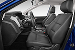 Front seat view of2014 Ssangyong Actyon Sports Quartz 4 Door Pick Up Front Seat car photos