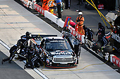 NASCAR Camping World Truck Series<br /> Bar Harbor 200<br /> Dover International Speedway, Dover, DE USA<br /> Friday 2 June 2017<br /> Noah Gragson, Switch Toyota Tundra makes a pit stop, Sunoco <br /> World Copyright: Logan Whitton<br /> LAT Images<br /> ref: Digital Image 17DOV1LW2172