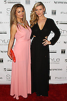 LOS ANGELES, CA, USA - MARCH 10: Marta Krupa, Joanna Krupa at the Style Fashion Week LA 2014 7th Season held at L.A. Live Event Deck on March 10, 2014 in Los Angeles, California, United States. (Photo by Xavier Collin/Celebrity Monitor)