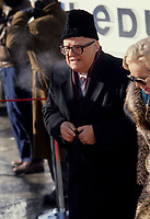 Gerald A. Beaudoin ( who passed away Sept 11, 2008) seen in a  January 1993 file photo  attending Jeanne Sauve Funerals