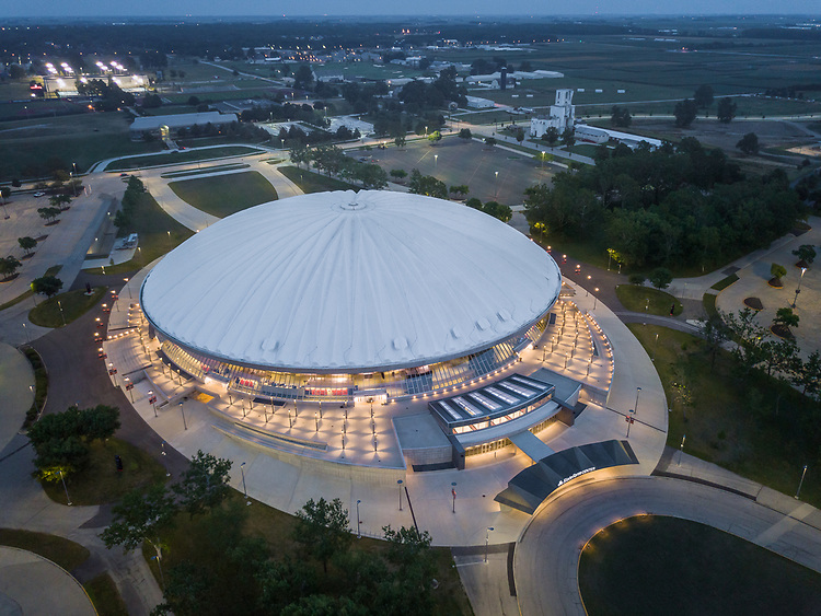 State Farm Center at University of Illinois | AECOM