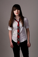 CANADA -  Feb 2010- Model Released photo of an 11 year old female teenagerCANADA -  Feb 2010- Model Released photo of an 11 year old female student teenager